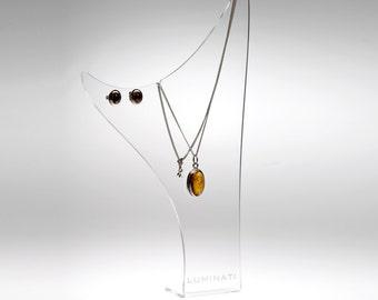 Acrylic Jewellery Display Stand | Premium acrylic | Made in the UK