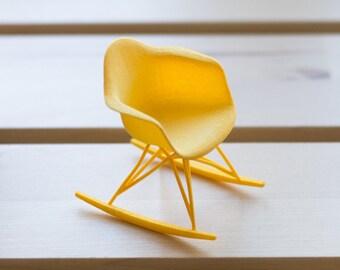 Designer Chair Miniature - Rocker