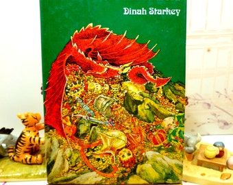 Vintage book of Welsh Folk Tales and Fairy Stories 1st Edition Hardback with DW Kings Conjurors and Crocks of Gold 1975