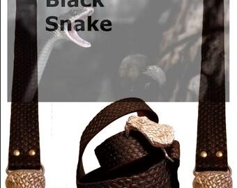 Standard Black Snake Belt