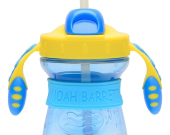 Personalized Daycare Labels for Baby Bottles & Sippy Cups (3 PACK)