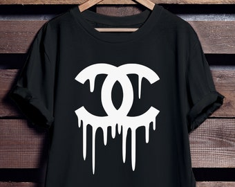 Chanel Women and Men T shirt - Chanel Inspired - Chanel Shirt - LIMITED TIME ONLY - Includes Free Shipping - Chanel Vintage-