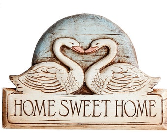 Home Sweet Home Decorative Welcome Sign