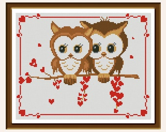 Outlander cross stitch pattern pdf. Claire and Jamie Fraser cross ...