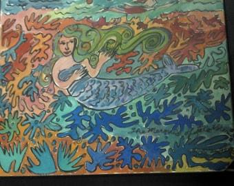 Mermaid of Lake Nokomis