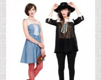 Sieg-Muster - Anouk Kleid & Tunika - Größe 2-16
