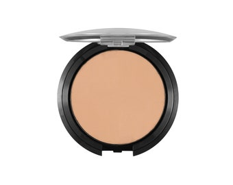VELVET MATTE Cream to Powder Foundation - IVORY- Vegan, Cruelty-free