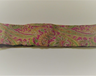 Silk style Indonesian batik headband