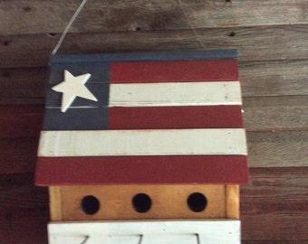 USA Birdhouse
