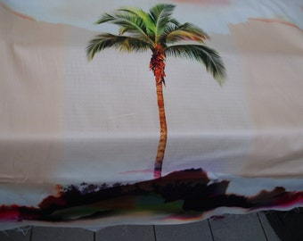 Cool cotton JERSEY palms (498941)