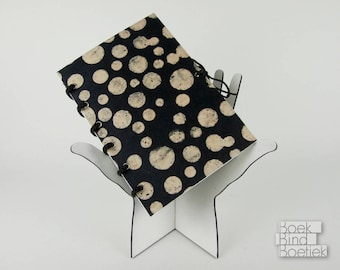 Synthcord Notebooks Black Circles