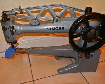 29K72 Long Arm Cylinder Arm Boot Patcher/Cobbler Industrial Sewing Machine, The Shoe  Maker's Friend