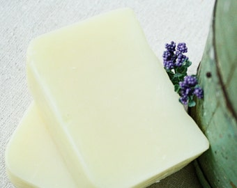 Lavender Fields - Lavender Soap - Vegan Soap - Lavender Cold Process Soap - Handmade Soap - Soap Bar