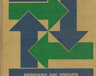 Memories Are Forever 1978 Yearbook + 1978 + Vintage Book