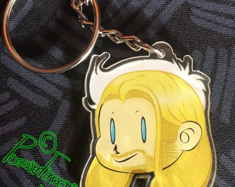 Lord of Sparkles Keychain