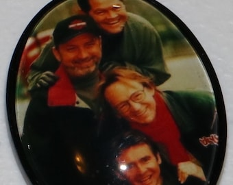 Large Monkees Pendants or Keyrings - Your Choice!