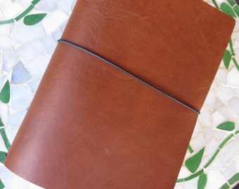 Wide Leather Traveler's Notebook