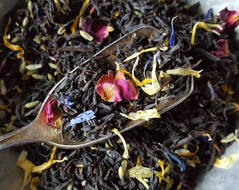 Floral Earl Grey Loose Leaf Tea