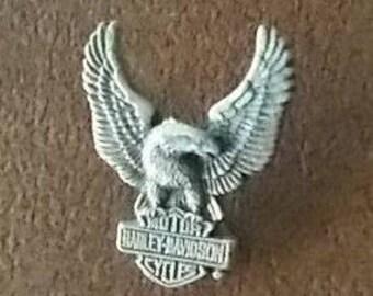 Vintage~Harley Davidson Pin~Harley Jewelry~Biker accessorie~Motorcycle Pin~Genuine Harley Pin