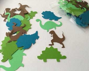Dinosaur Party Confetti
