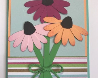Stampin' UP! Coneflower Explosion Card Kit