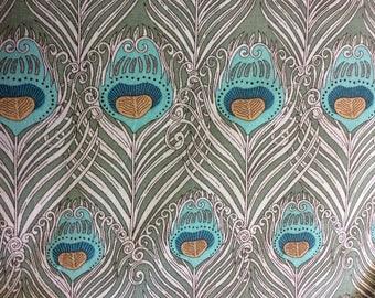 Tana lawn fabric from Liberty of London, Caesar
