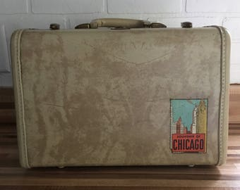Vintage Samsonite travel case