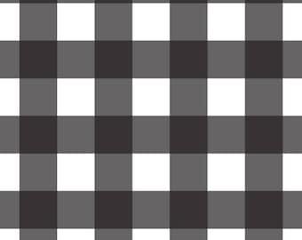 Black Bingham Pattern