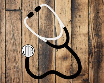 Stethoscope SVG