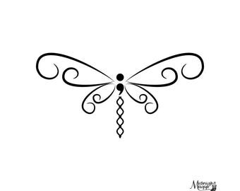 Semicolon Dragonfly