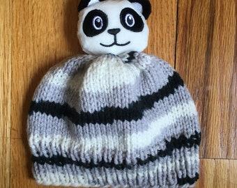 Panda Lil Topper Hat