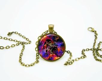Lion necklace,lion pendant,lion jewelry,lion charm necklace,leo necklace,small lion necklace,