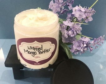 Whipped Mango Butter Scented w/ Lavender