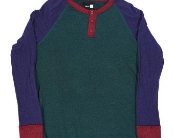 BDG Multi Colored Longsleeve Shirt