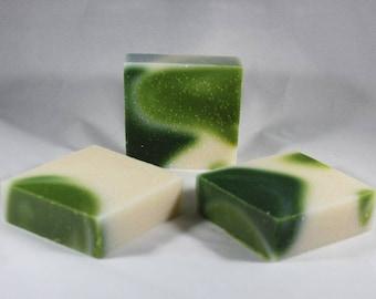 White Tea Mint- Handmade Soap
