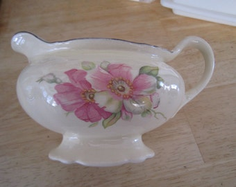 Homer Laughlin Virginia Rose Creamer