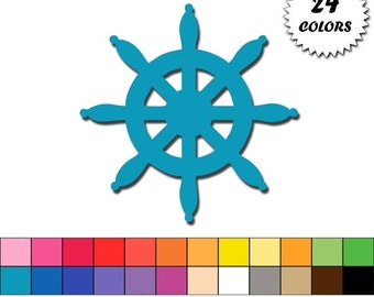 60% OFF SALE Nautical Wheel clipart, sea clip art, wheel clipart, boat steering wheel - Commercial Use - Instant Download - M336