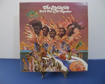 The Stylistics - Let's Put It All Together - Circa 1974