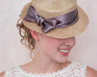 Swing Earrings - Ivory - Swarovski Pearl And Chain