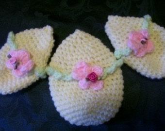 Fillable Crocheted Easter Egg Pattern PDF 347