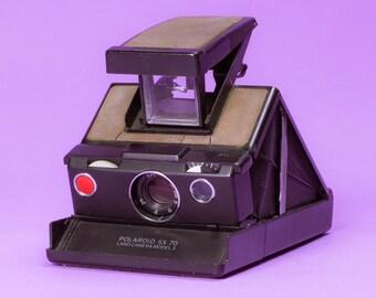 "Polaroid SX-70 Land Camera ""Model 3"""