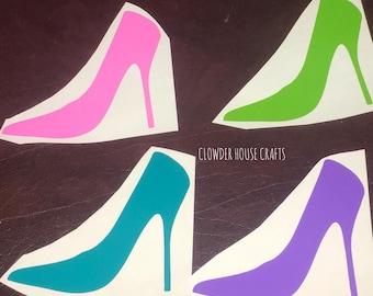 Assorted Shoe Decals