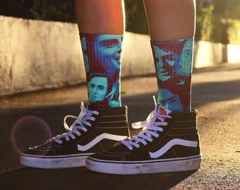 Carl Sagan Socks