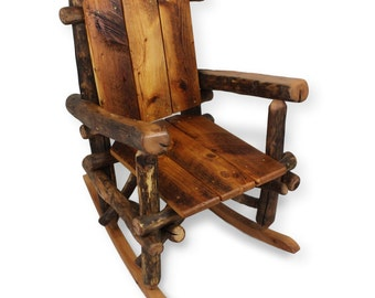 Captivating Rustic Rocking Chair, Reclaimed Wood Chair, Porch Furniture, Rocking Chair,  Rustic Living