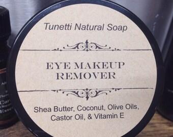 Natural Organic Eyelash Conditioner and Eye Makeup Remover, Cold Cream