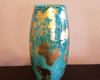 Turquoise Accent Lamp with assortment colors and sizes