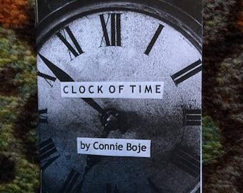 Clock of Time Mini Zine