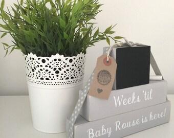 New Baby Countdown