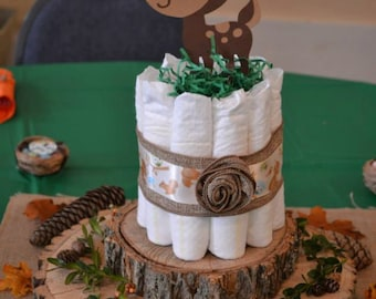 Wonderful Woodland Birthday Party   5 Woodland Animal Centerpieces   Woodland  Decoration   Woodland Party