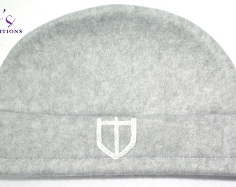 Final Fantasy XIV - Paladin Hat / Fleece Hat / Winter Hat / Final Fantasy Hat / Video Game Characters